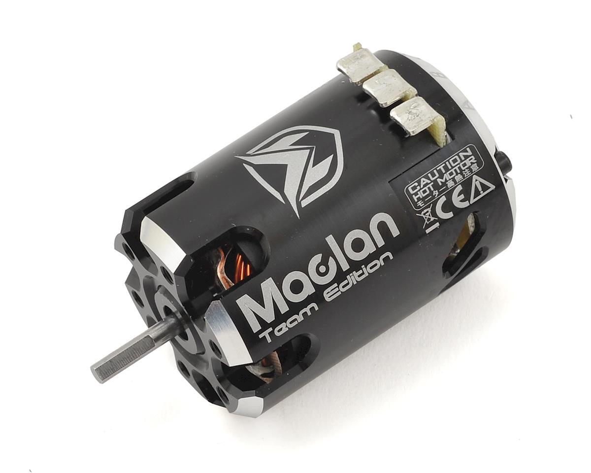 MRR Team Edition Short Stack Sensored Brushless Motor (17.5T) by Maclan