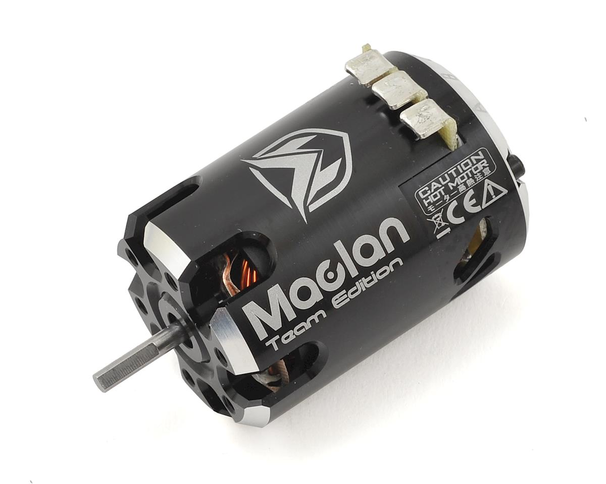MRR Team Edition Short Stack Sensored Brushless Motor (21.5T) by Maclan