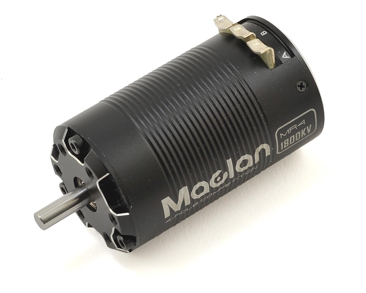 Maclan MR4 4-Pole Sensorless 550 SCT Brushless Motor (1800kV)