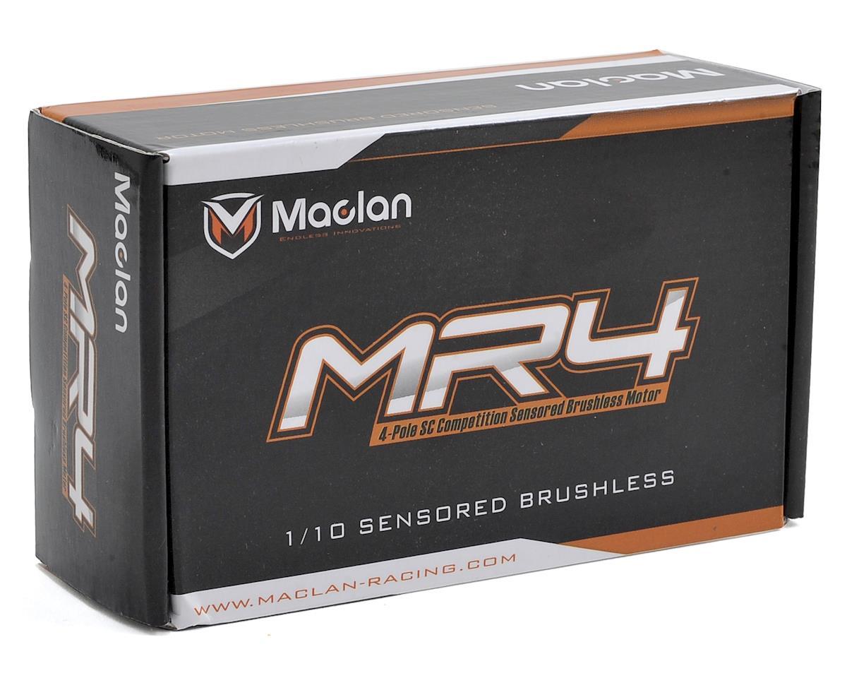 Maclan MR4 4-Pole Sensored 550 SCT Brushless Motor (1800kV)