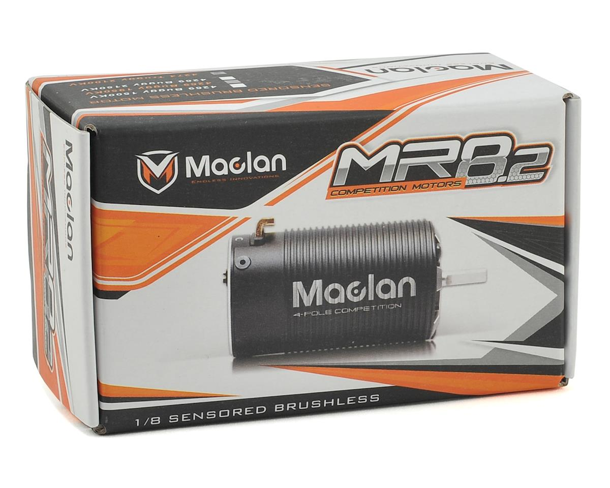 Maclan MR8.2 1/8th Scale Buggy Competition Brushless Motor (1500Kv)