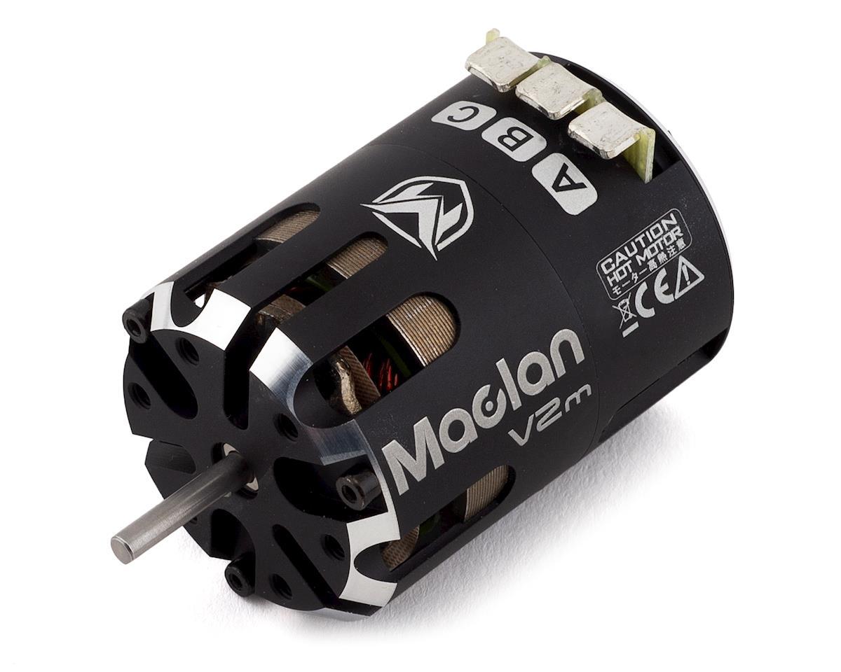 MRR V2m Competition Sensored Modified Brushless Motor (6.5T)