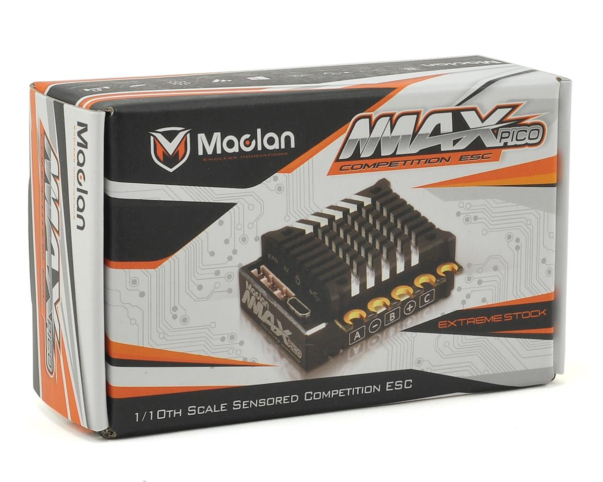 Maclan MMAX Pico 100A Competition Sensored Brushless ESC