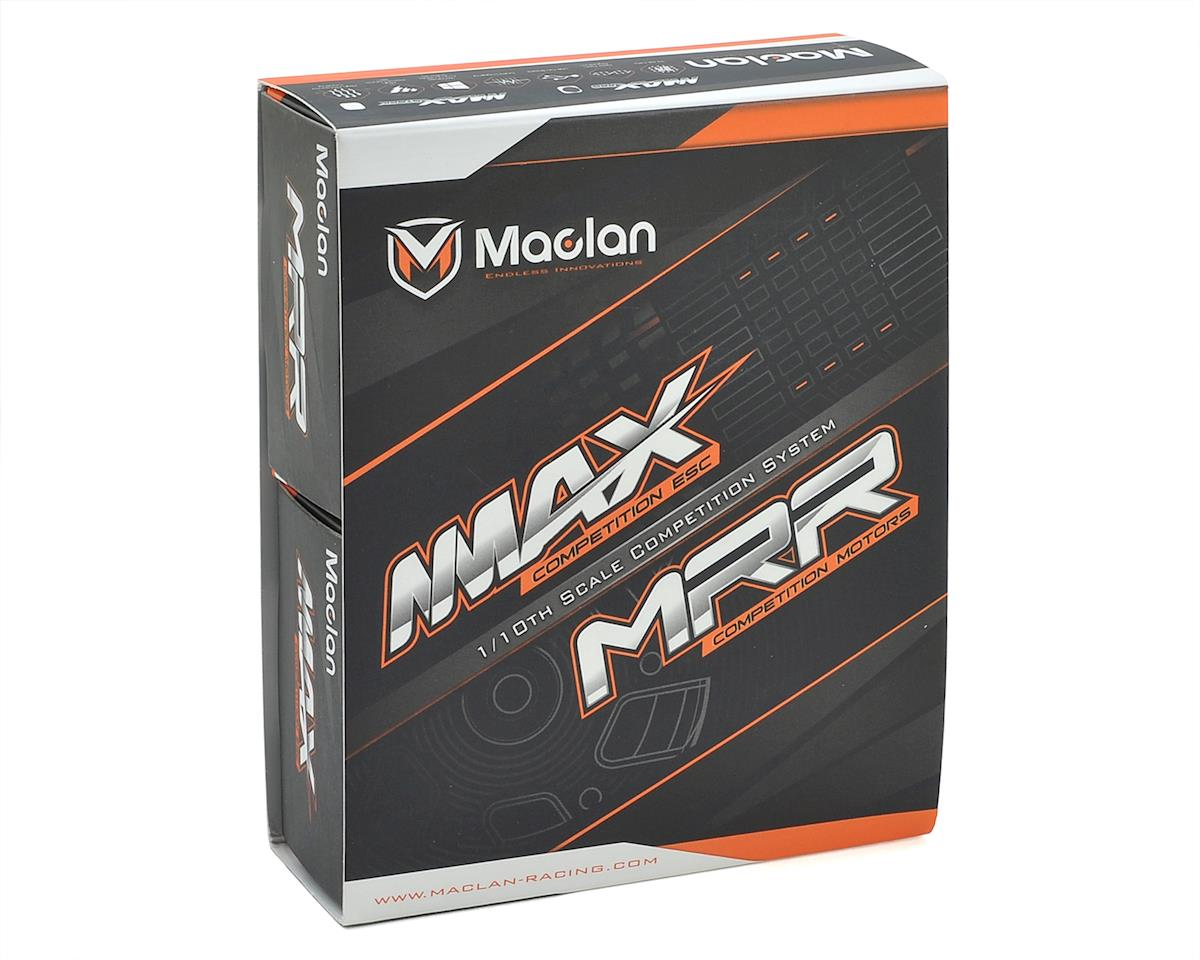 Maclan MMAX Pro 160A & MRR Modified Brushless Motor Combo (8.5T)