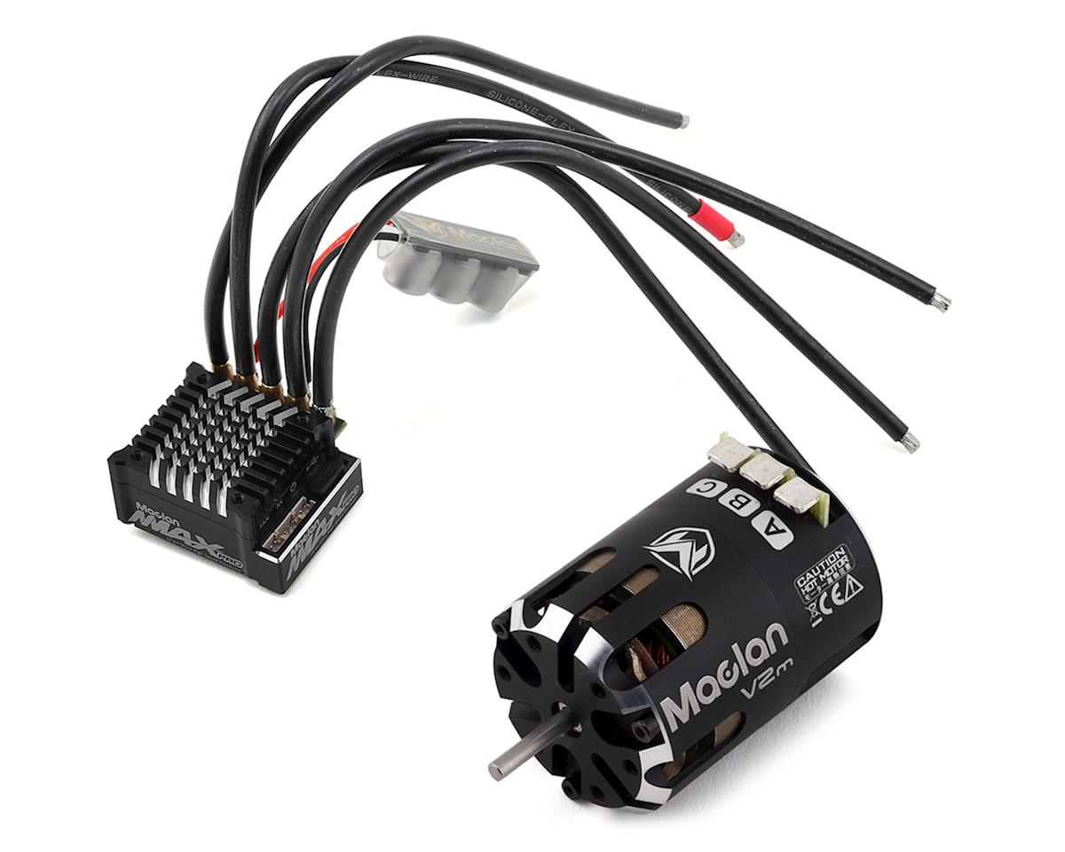 Maclan MMAX Pro 160A & MRR V2m Modified Brushless Motor Combo (6.5T)