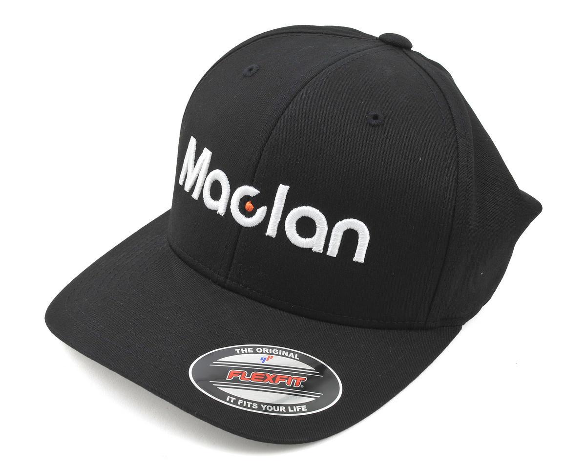 Maclan Curved Bill FlexFit Hat (L/XL)