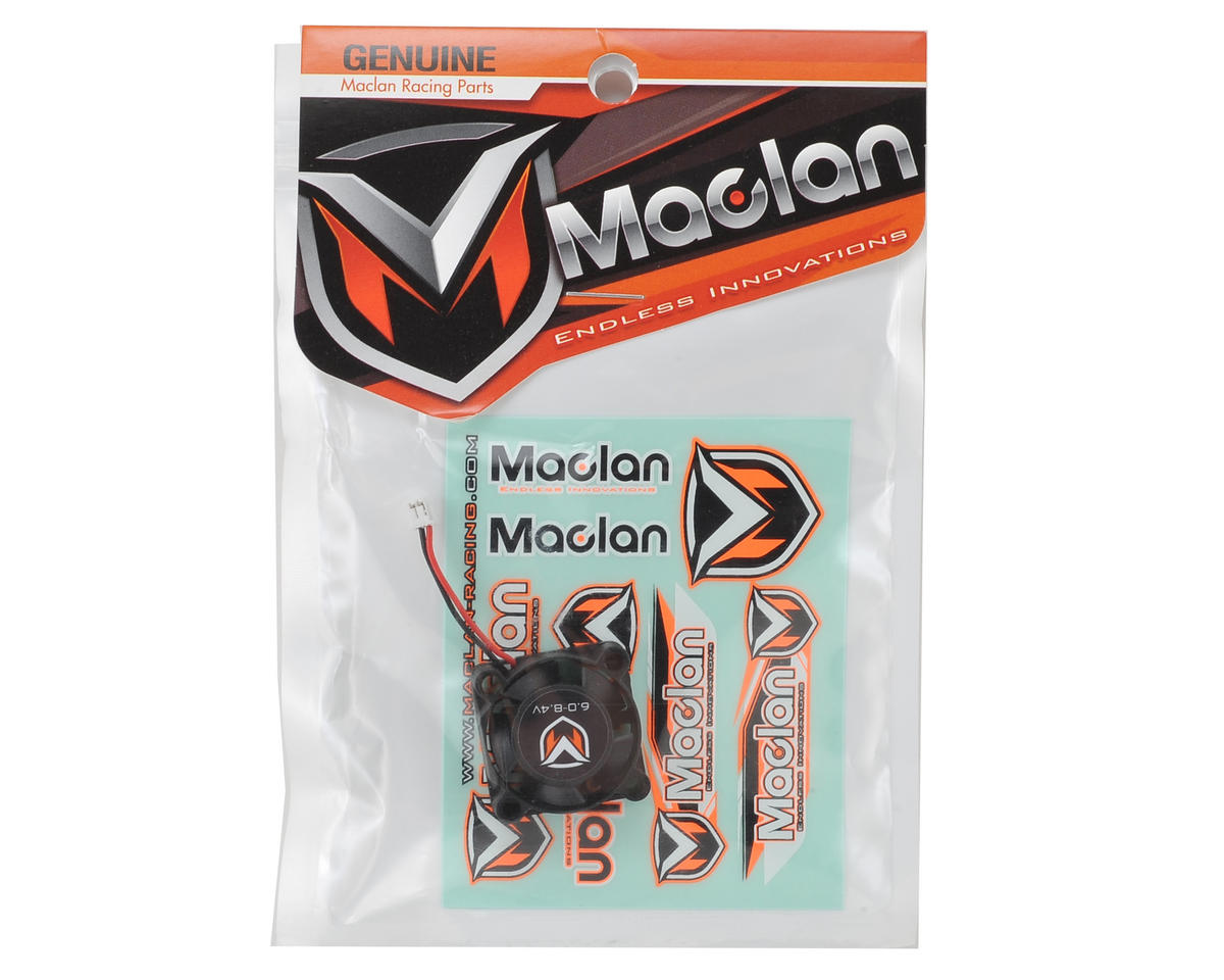 Maclan 25mm HV Turbo Fan