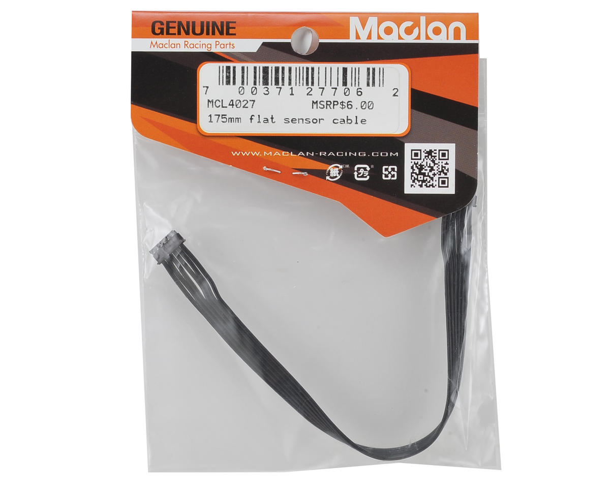 Maclan Flat Series Sensor Cable (175mm)