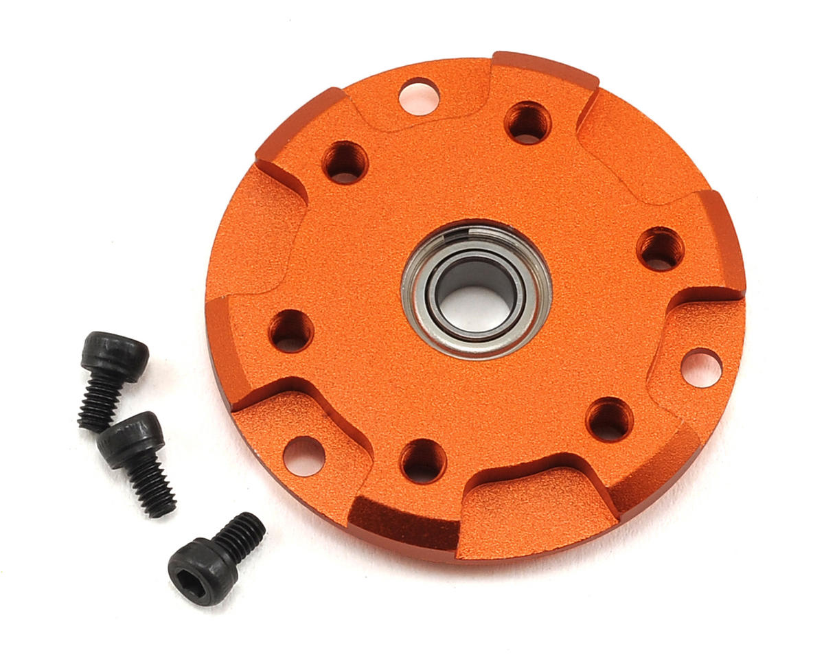 Maclan MX540/550 Front Cap w/Bearing & Screw Kit