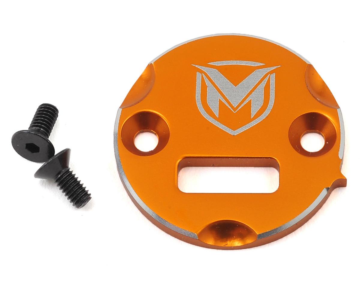 MRR Aluminum End Cap w/Screws by Maclan