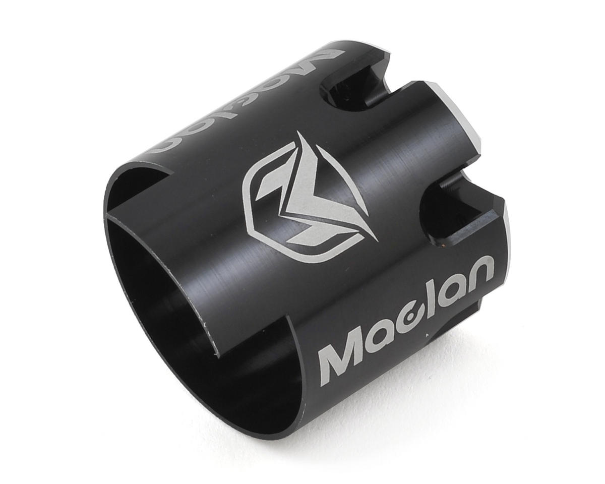 Maclan MRR Motor Front Can w/Bearing