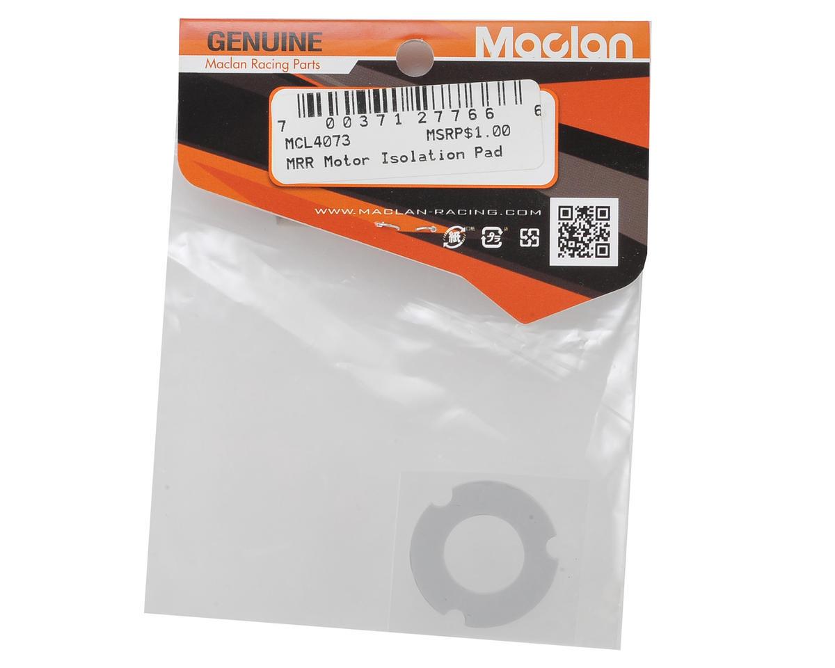 Maclan MRR Motor Isolation Pad