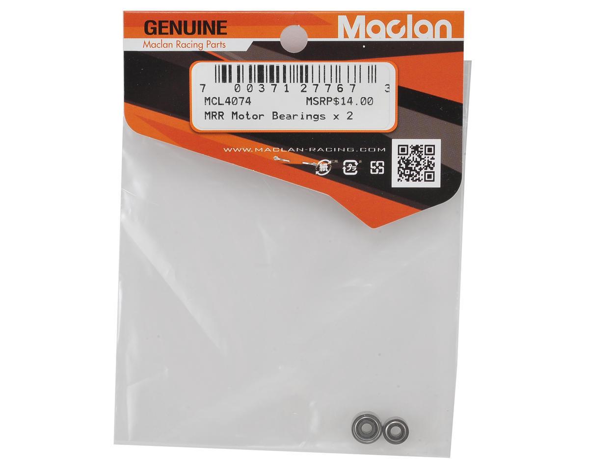 Maclan MRR Motor Bearing (2)