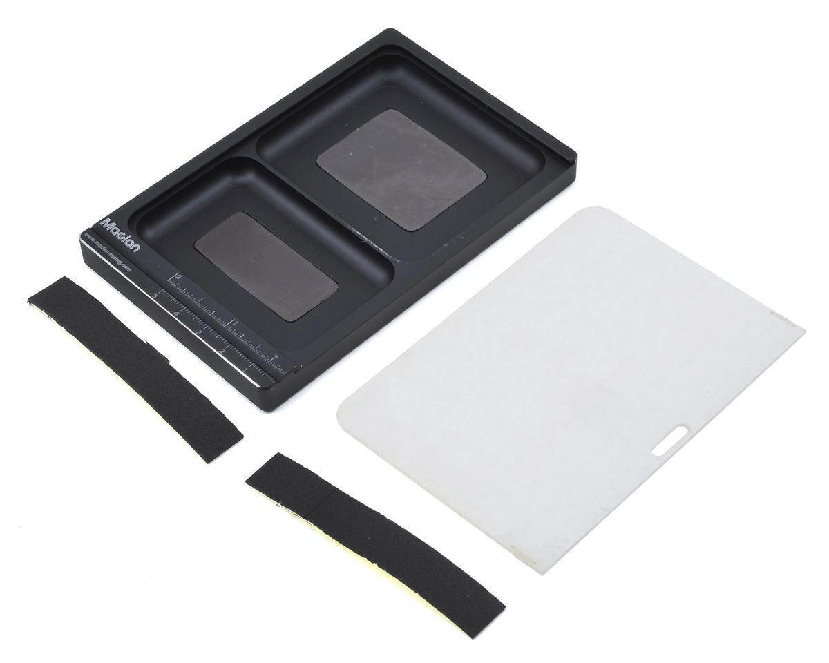 Maclan Aluminum Magnetic Parts Tray