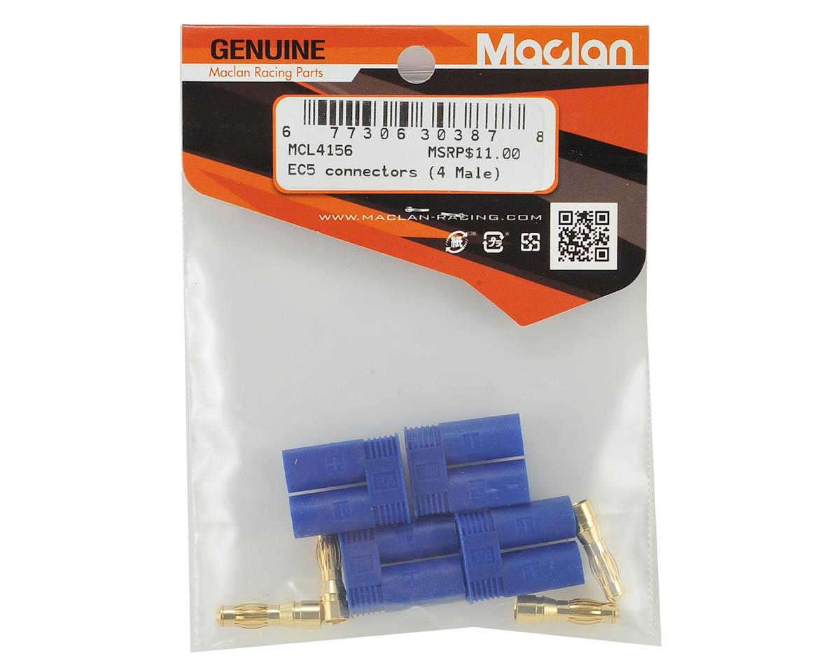 Maclan EC5 Connectors (4 Male)