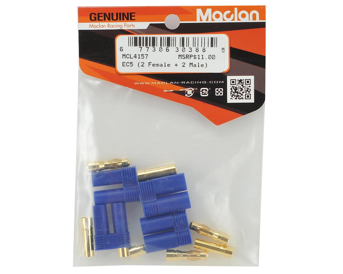 Maclan EC5 Connectors (2 Female + 2 Male)
