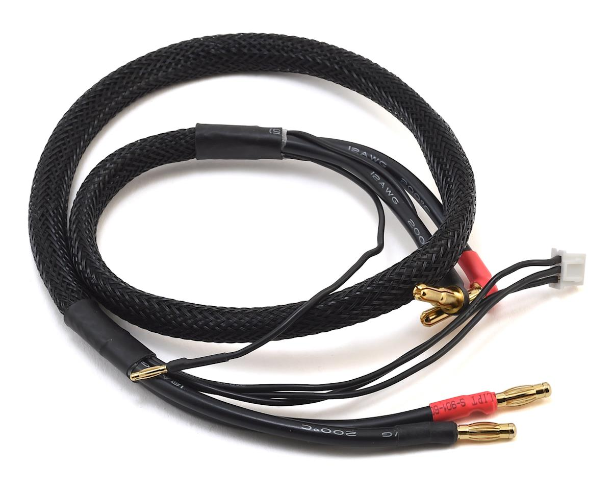 Max Current 2S Charge Cable Lead w/4mm & 5mm Bullet Connector by Maclan
