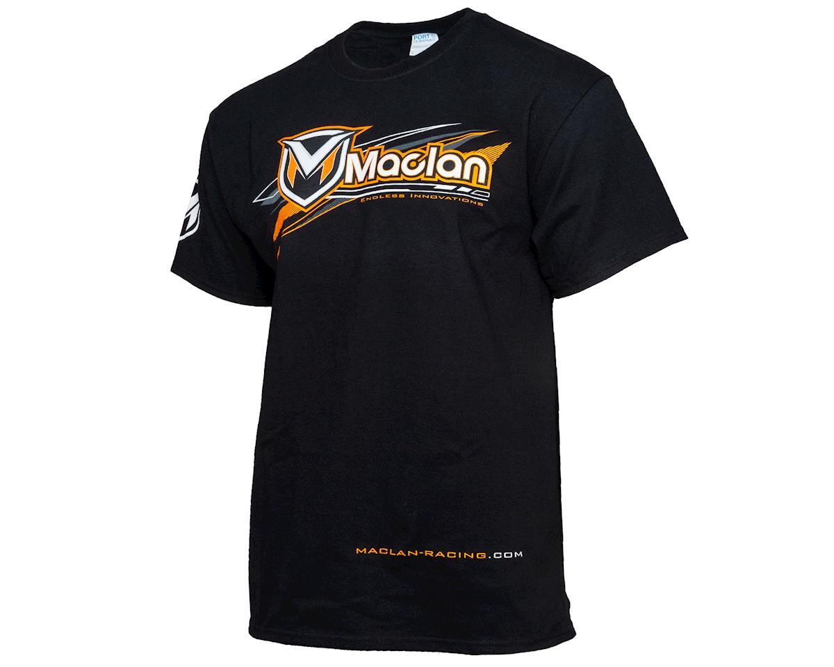 Maclan 2019 Team T-Shirt (Black) (M)