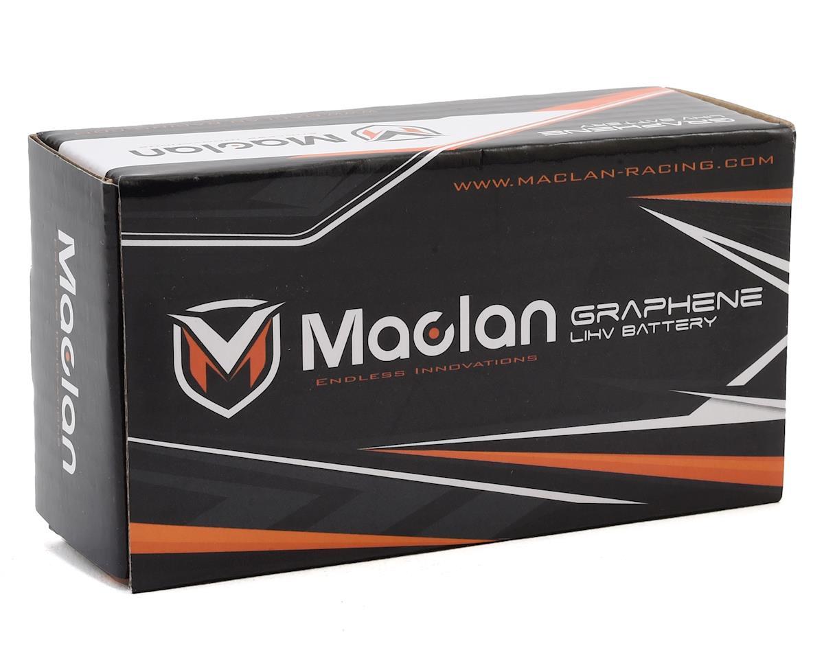 Maclan HV Graphene 2S Shorty 120C Race Formula LiPo Battery (7.6V/4800mAh)