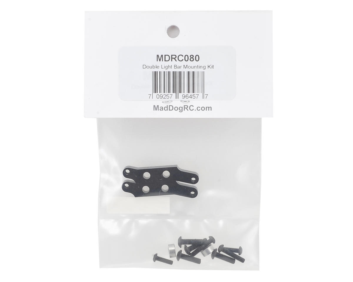 MadDogRC Double Light Bar Mounting Kit