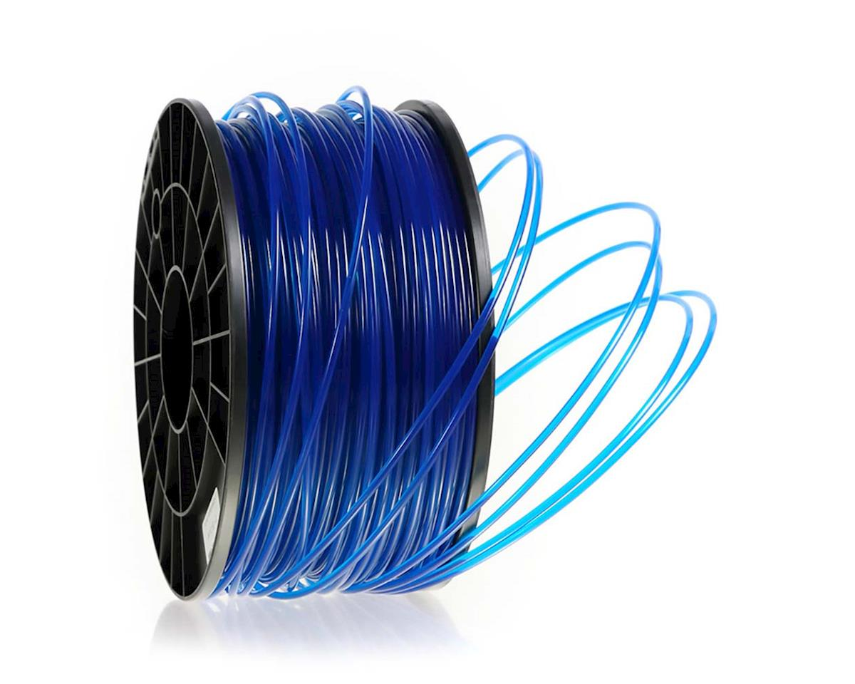 7705 PLA Filament 1312ft Transparent Blue