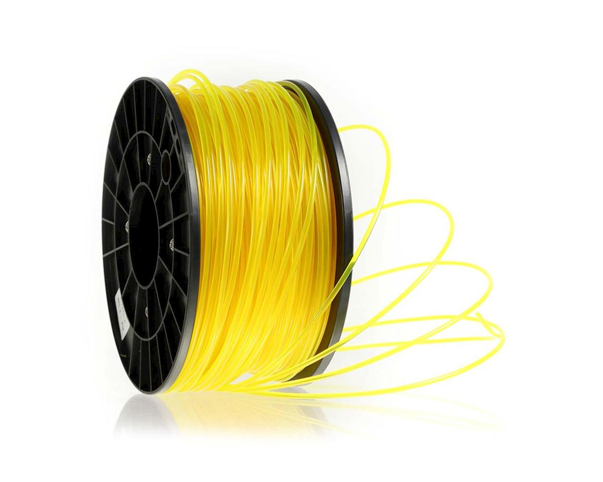 7729 PLA Filament 1312ft Transparent Yellow