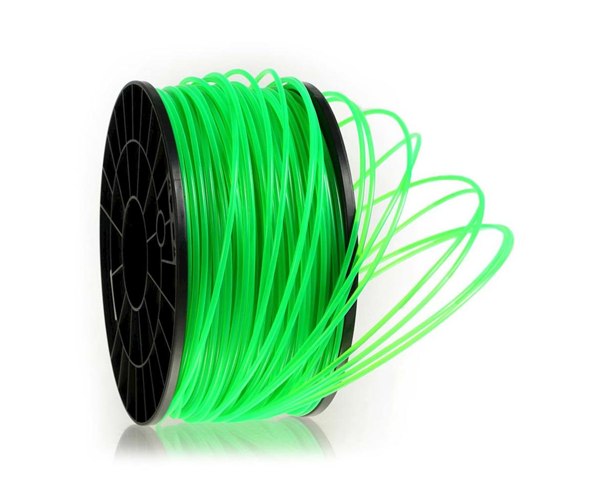 7736 PLA Filament 1312ft Transparent Green
