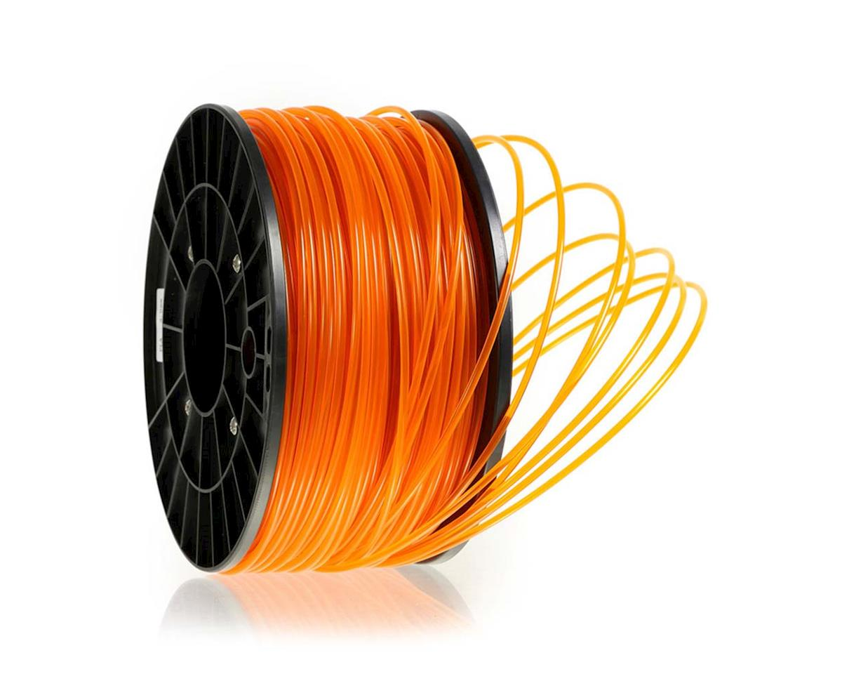 7743 PLA Filament 1312ft Transparent Orange