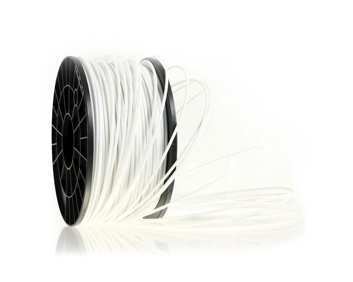 8023 Flex Rubber Filament 1049ft White