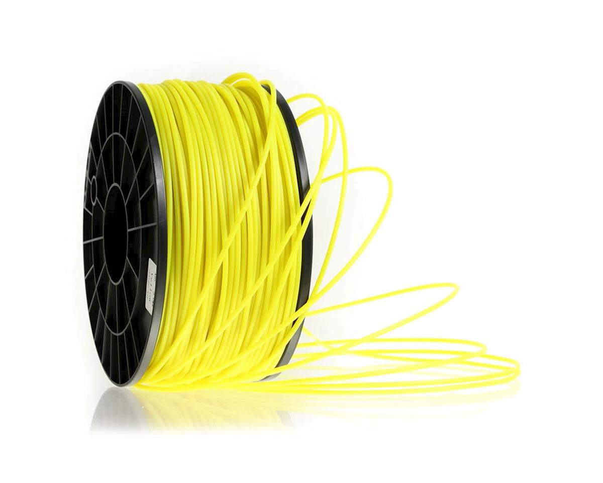 8054 Flex Rubber Filament 1049ft Yellow