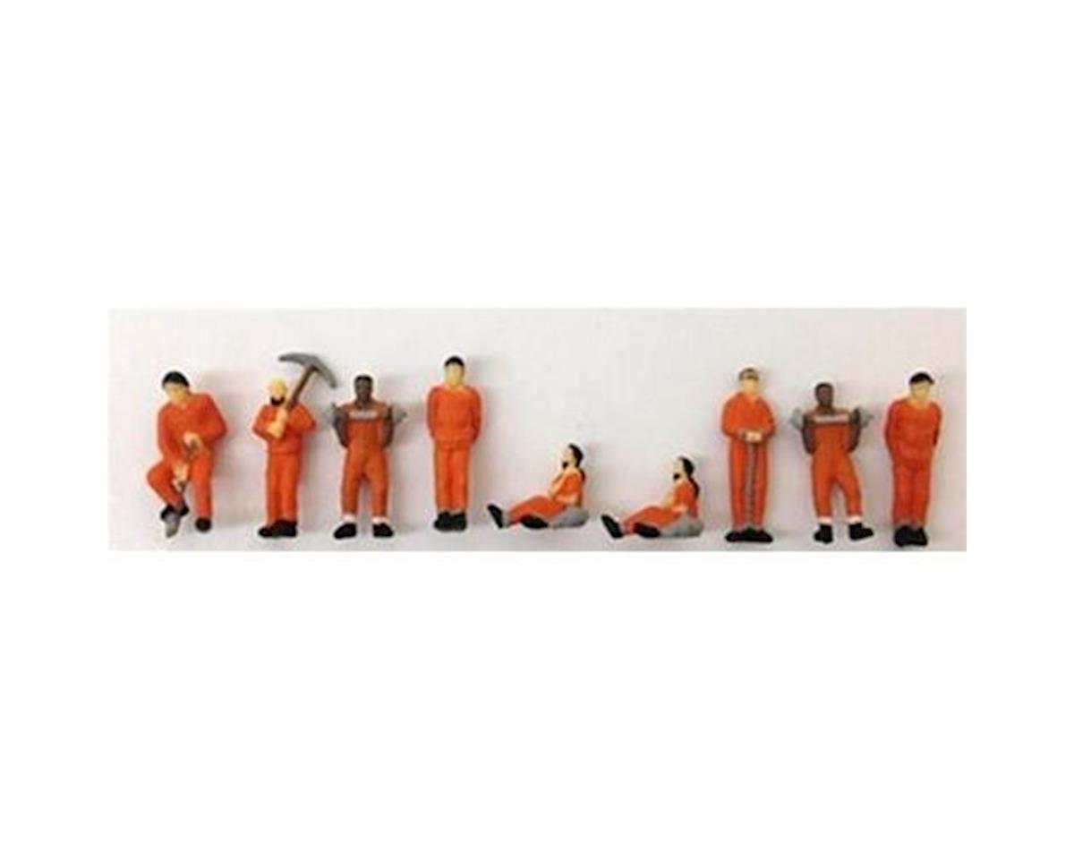 Model Power N Prisoners, Orange (9)