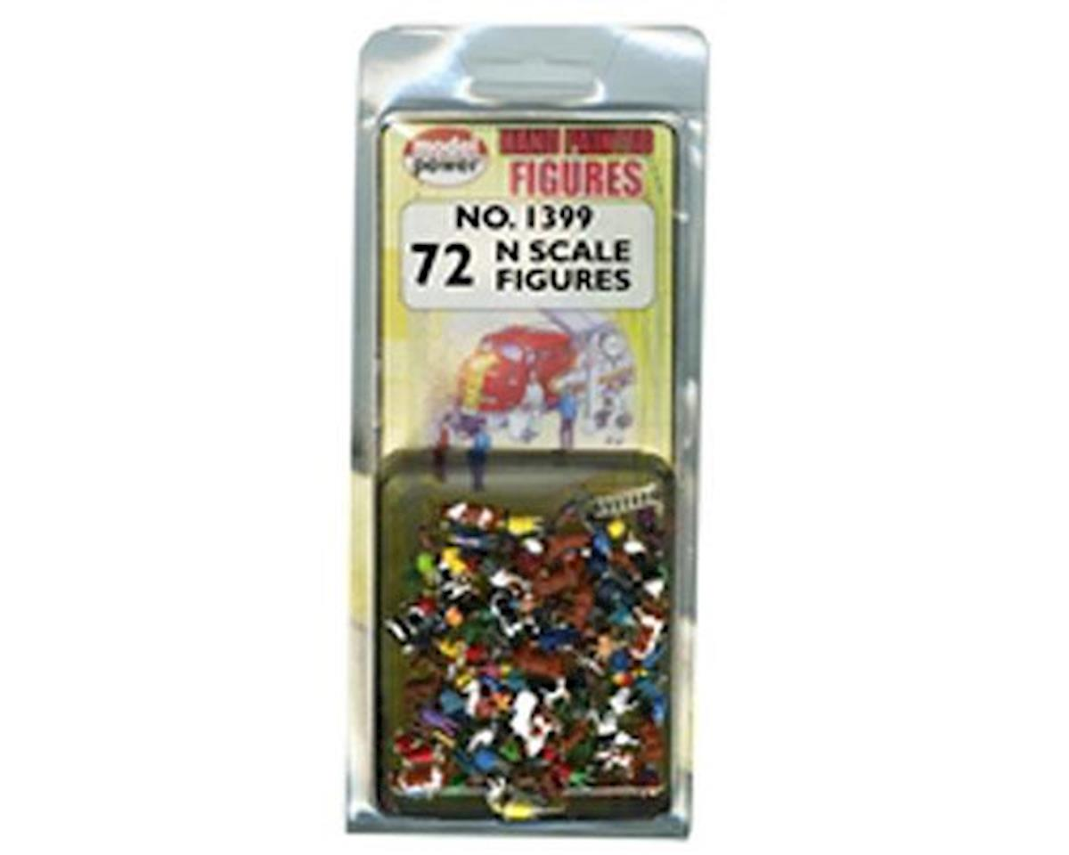 Model Power N Figures, Painted (36)