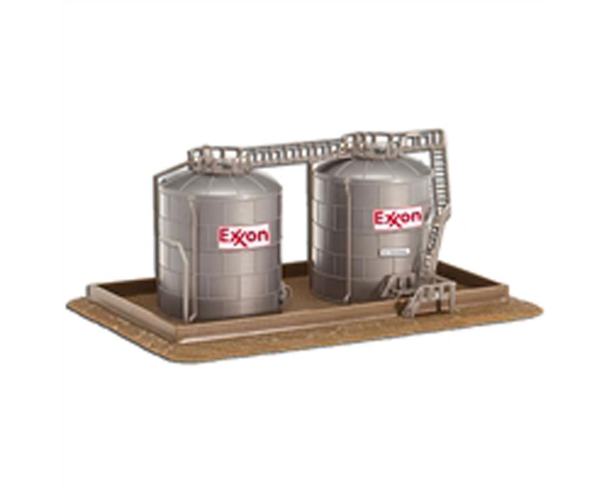 Model Power N KIT Twin Oil Tanks Storage Facility