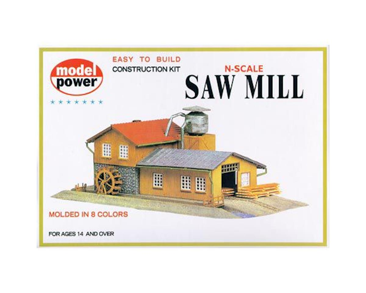 N KIT Saw Mill by Model Power