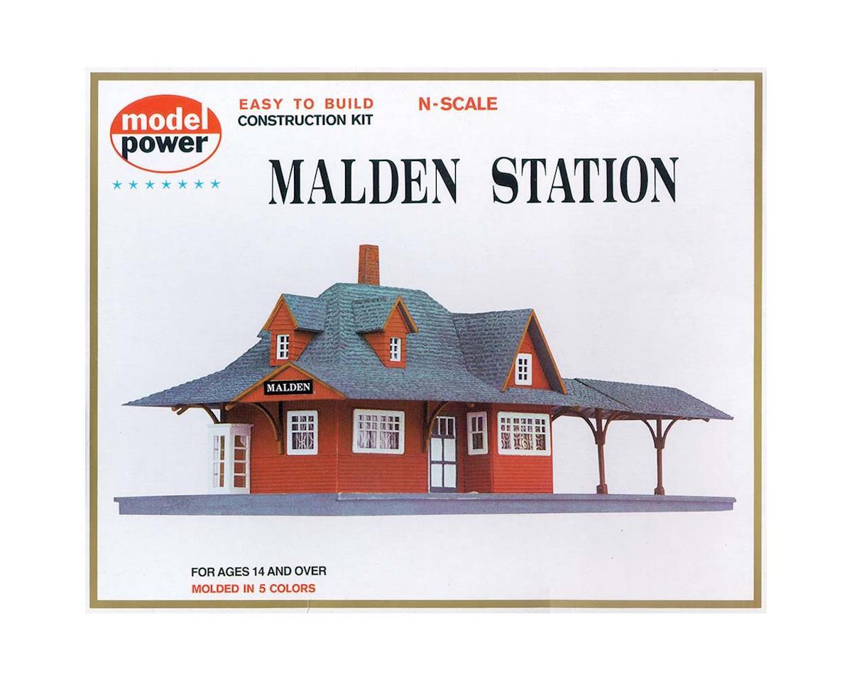 Model Power 1524 Malden Station Kit N