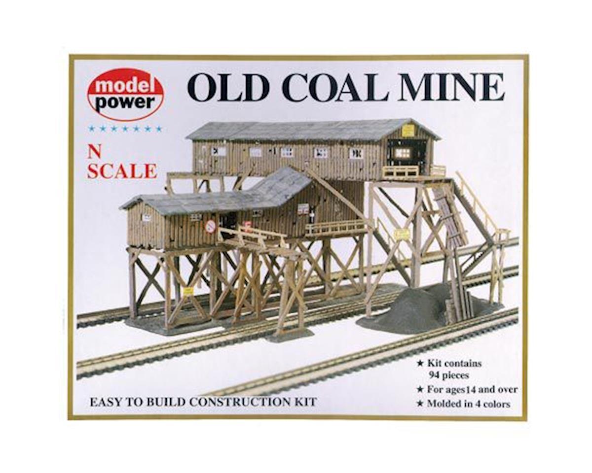 Model Power N Old Coal Mine Kit