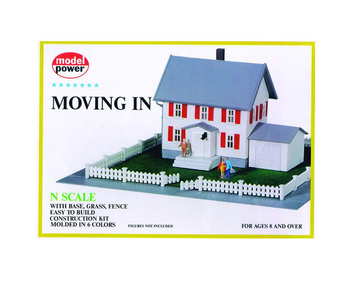 Model Power N KIT Moving In House