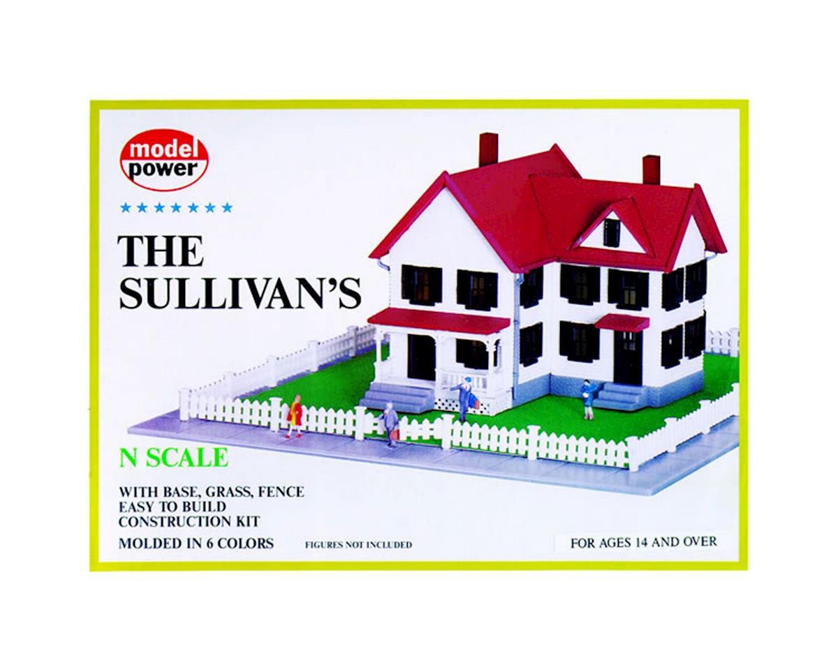 Model Power N KIT The Sullivan's House