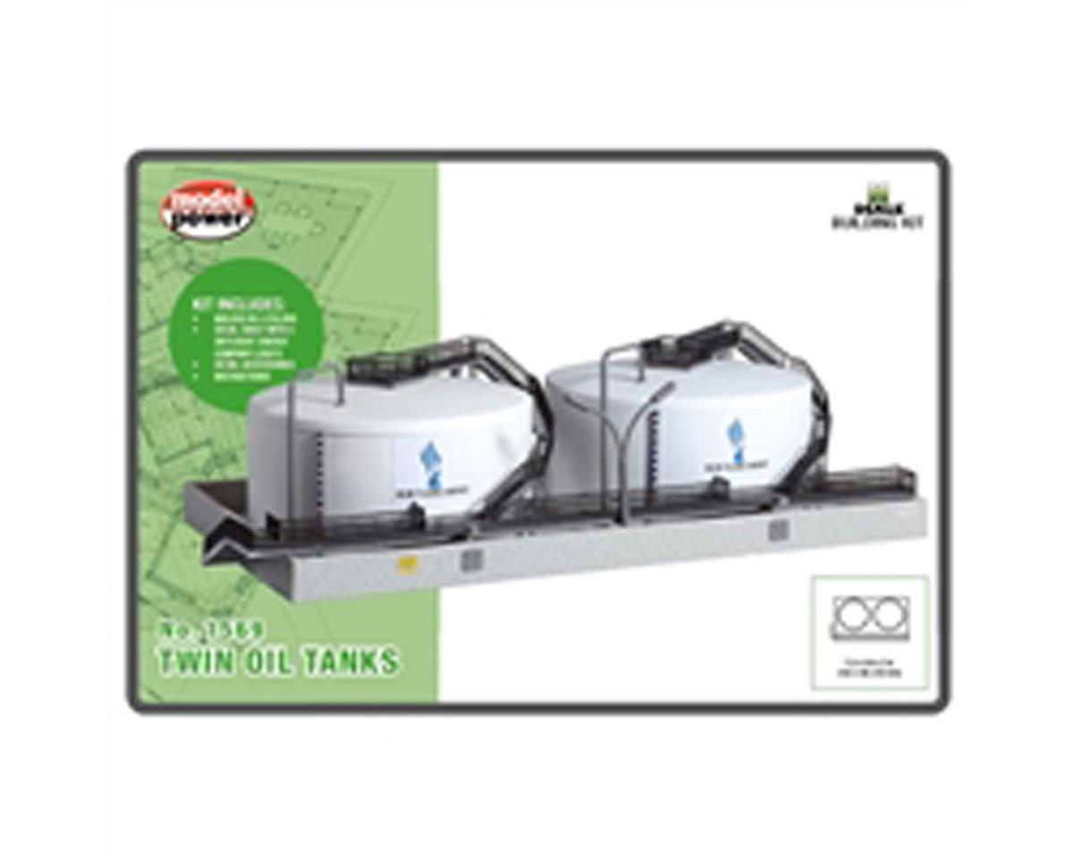 Model Power N KIT Twin Oil Tanks
