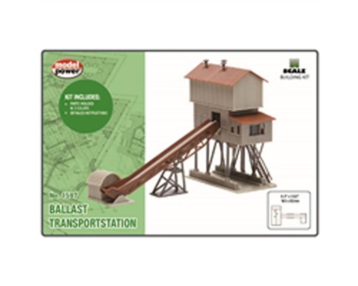 N KIT Ballast Transportation by Model Power