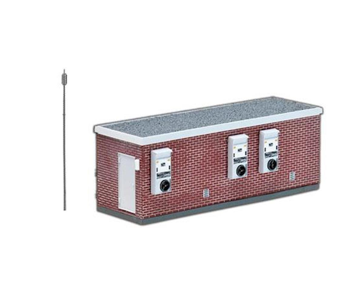 Model Power HO KIT Electrical Signal Switch Building