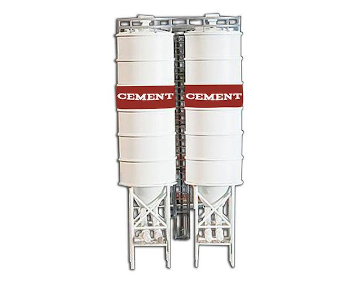Model Power HO KIT 2 Industrial Silos