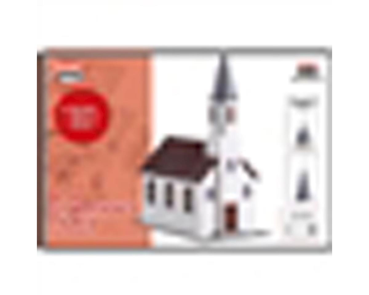 Model Power HO KIT St. Matthew's Church