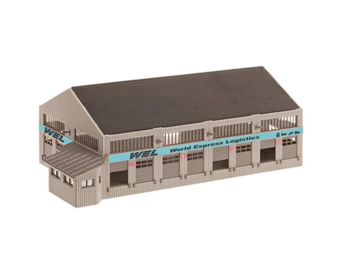 Model Power HO KIT World Express Logistics Center