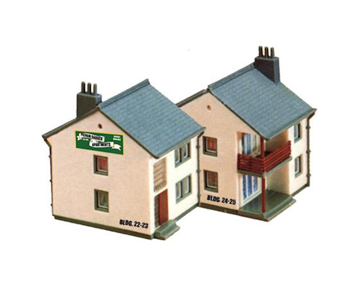 Model Power N B/U Garden Apartments