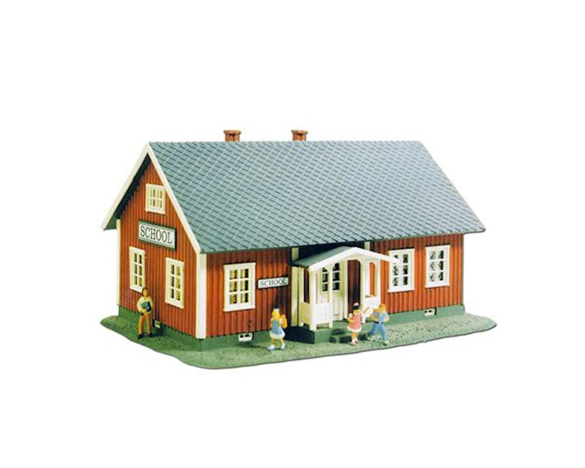Model Power N B/U Little Red School House