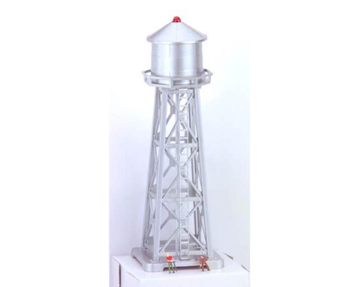Model Power N B/U Water Tower w/Blinking Light