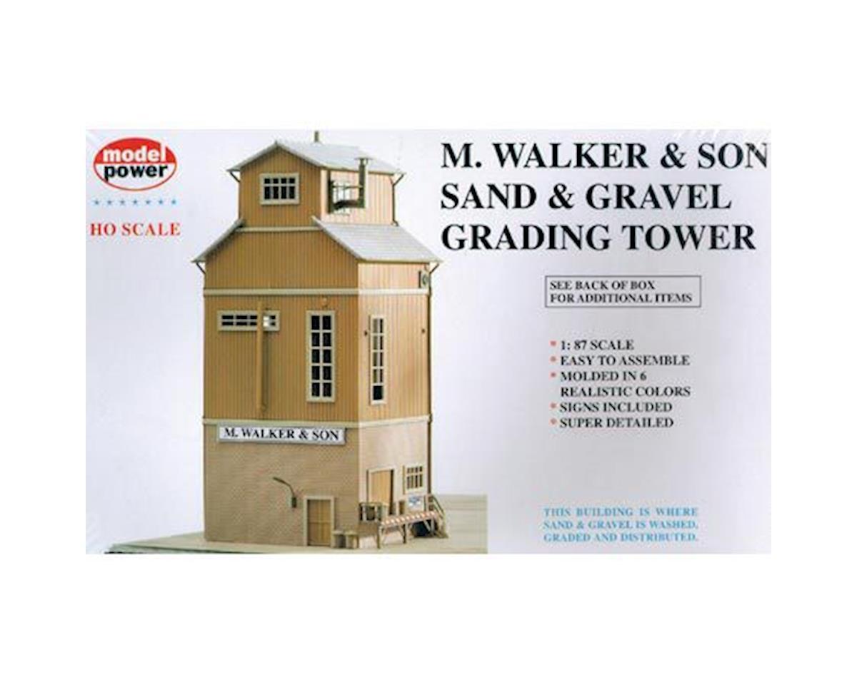 Model Power HO KIT Grading Tower
