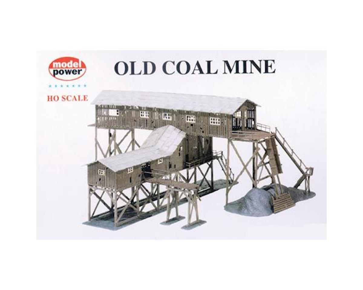 Model Power HO KIT Old Coal Mine
