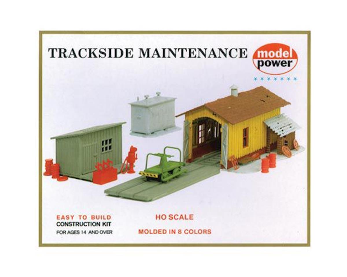HO KIT Trackside Maintenance